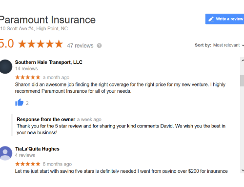 How Important Are Google Reviews For Your Insurance Agency?